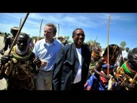 Bringing drinking water to Turkana